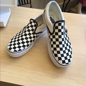 New with tags vans